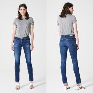 AG the stilt in 8 years blue portrait skinny jean